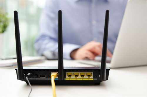 How can I boost my DSL WIFI signal