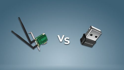 PCI Wireless Card Vs USB WiFi, What's the difference?