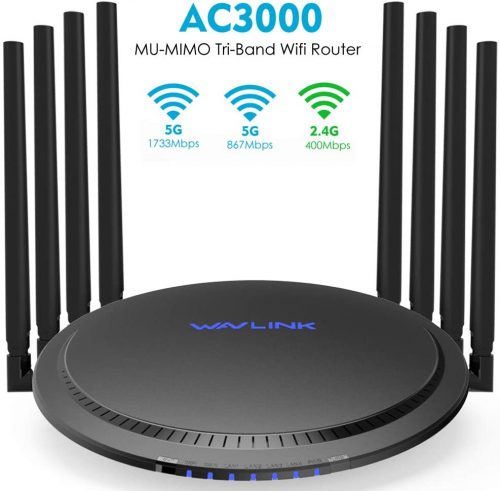 WAVLINK AC3000 WIFI Router