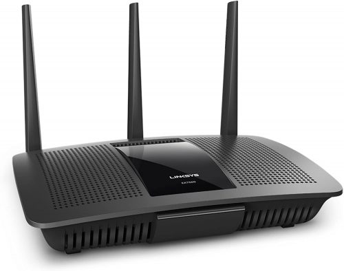 Linksys Dual-Band Wi-Fi Router