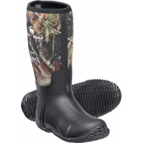 ArcticShield Men's Waterproof Durable Insulated Rubber  | Rubber Hunting Boot