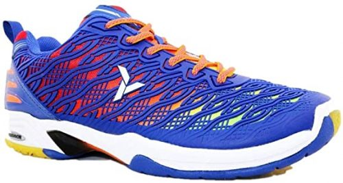 Young Badminton/Pickleball Indoor Court Professional Sports Shoes; Anti-Slip, Non-Marking Rubber Outsole, Y-Energy Enhances Comfort & Performance, Absorbs Vibration, Lateral Stability and Lightweight
