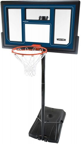 Lifetime Height Adjustable Basketball System