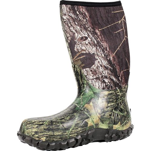 Bogs Mens Classic High No Handle Waterproof Insulated Rain | Rubber Hunting Boot