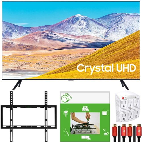 SAMSUNG 55-inch UN55TU8000 4K Ultra HD Smart LED TV | 4K TV For PS5