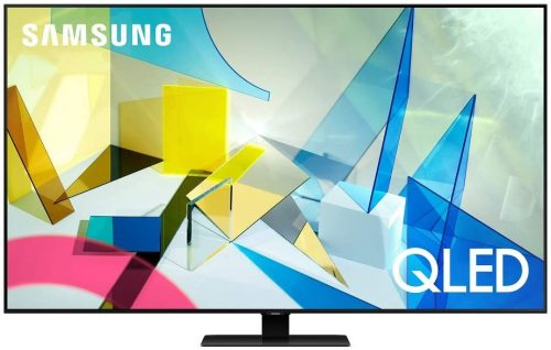 SAMSUNG 55-inch Class QLED Q80T Series | 4K TV For PS5