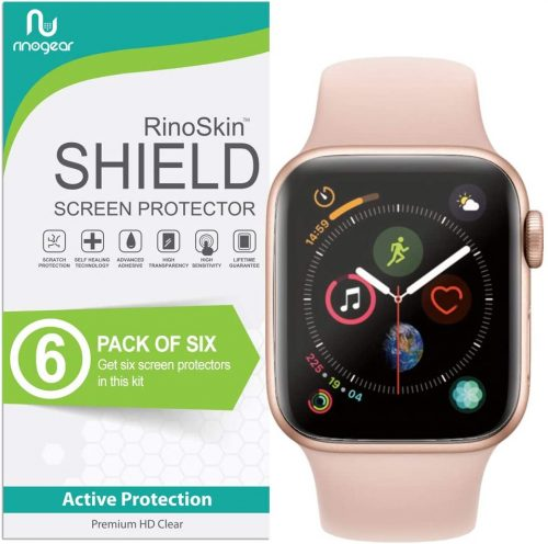 (6-Pack) Apple Watch 40mm Screen Protector | Screen Touch Watch