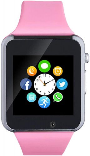 Beaulyn Smart Watch, Android SmartWatch | Screen Touch Watch