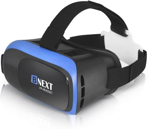 VR Headset Compatible with iPhone & Android Phone | PS4 VR Headset