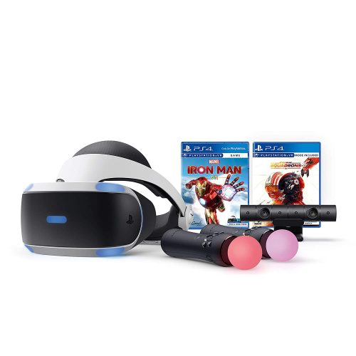 PlayStation VR Iron Man and Star Wars Set | PS4 VR Headset