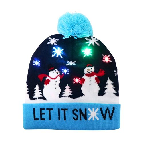 OurWarm's Holiday Beanie Hat | Stylish Beanie Hats