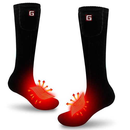 MM Love Rechargeable Electric Socks | Rechargeable Heated Socks
