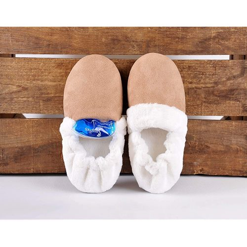SnugToes Brivy Microwavable Slippers | Microwavable Slippers